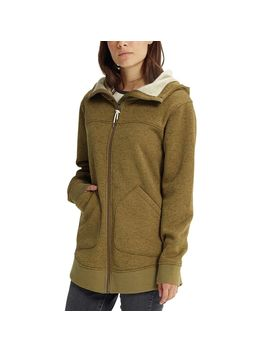 Minxy Hooded Fleece Jacket   Women's by Burton
