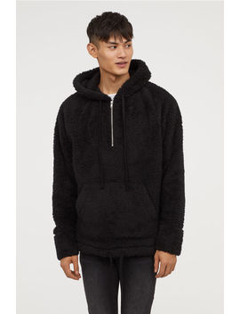 Pile Hooded Shirt by H&M