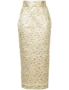 Sona Pencil Skirt by Bambah