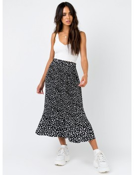 The Rowan Midi Skirt by Princess Polly