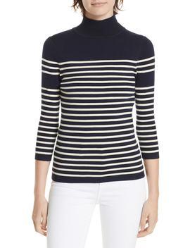Classique Stripe Sweater by La Ligne