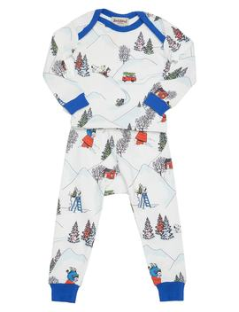 Peanuts® Fitted Two Piece Pajamas by Bedhead