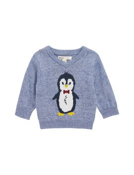 Haltey Penguin Sweater by Hatley