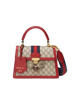 Queen Margaret Gg Small Top Handle Bag by Gucci