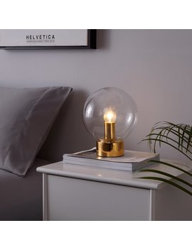 Better Homes & Gardens Orb Bulb Accent Lamp by Better Homes & Gardens