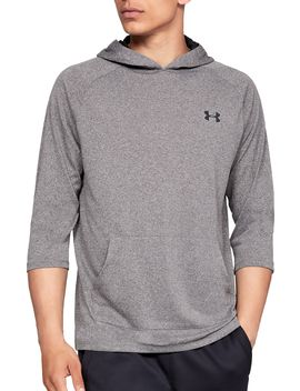 Under Armour Men's Tech 3/4 Sleeve Hoodie by Under Armour