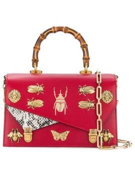 Small Ottilia Top Handle Bag by Gucci