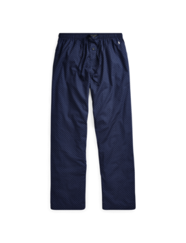Print Cotton Pajama Pant by Ralph Lauren