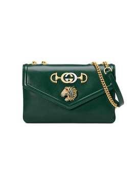 Medium Rajah Shoulder Bag by Gucci