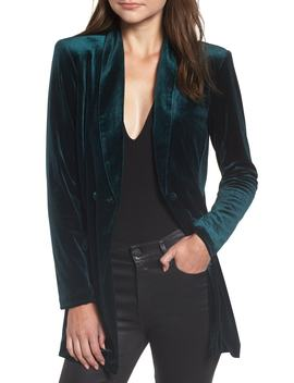 Velvet Blazer by Endless Rose