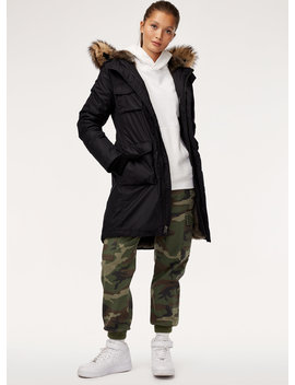 Blackcomb Vegan Parka by Tna