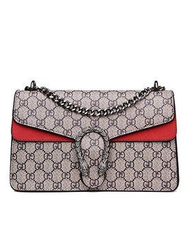 Women Fashion Shoulder Bag Ladies Cross Body Bag Girls Chain Handbags Satchel Tote Purse by Bonito