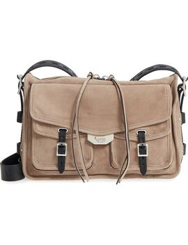 Field Suede Messenger Bag by Rag & Bone
