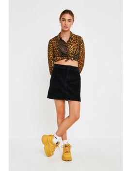 Bdg Corduroy Mini Skirt by Bdg