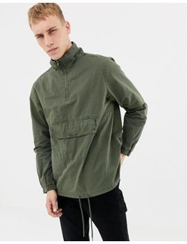 Another Influence Oversized Overhead Hoodie Jacket by Jacket
