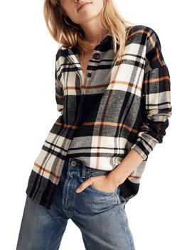 Bromley Flannel Shirt by Madewell