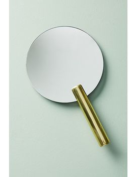 Allegra Hand Mirror by Anthropologie
