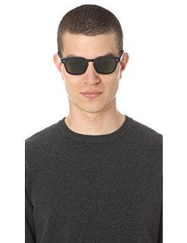 Steven Alan Optical Men's Monroe Polarized Sunglasses by Steven Alan Optical