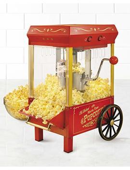 Nostalgia Kpm508 Vintage 2.5 Ounce Kettle Popcorn Maker by Nostalgia