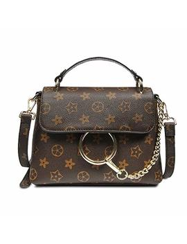 Olyphy Fashion Mini Shoulder Purses For Women, Designer Leather Crossbody Bag Handle Handbags Bags by Olyphy