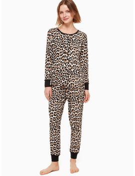 Printed Long Pj Set by Kate Spade