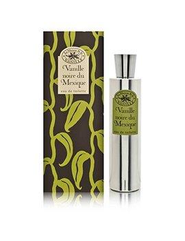 Vanille Noire Du Mexique By La Maison De La Vanille Eau De Toilette 3.3 Oz Spray by La Maison De La Vanille