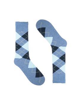 Baby Blue Argyle Dress Socks | Argyle Socks For Men | Dress Sock | Baby Blue Color | Groomsmen Socks | Groomsmen Gift | 1 Pair by Etsy