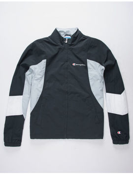 Champion Woven Mens Track Jacket by Champion