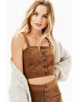 Lost + Wander Alicia Crop Top by Pacsun