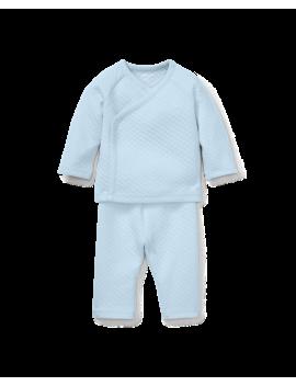 Jacquard Kimono Top &Amp; Pant Set by Ralph Lauren