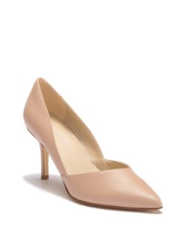 Tuscany Leather Pump by Marc Fisher