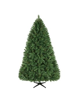 Holiday Time 7.5ft Unlit Donner Fir Artificial Christmas Tree   Green by Holiday Time
