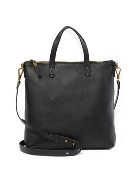 Transport Leather Crossbody Bag by Madewell