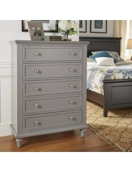 Three Posts Rae 5 Drawer Chest & Reviews by Three Posts