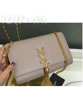 Ysl Tassel Chain Bag Slp Clutch Wallet Tote by I Offer