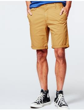 Park Solar Shorts In Tan by Hallenstein Brothers