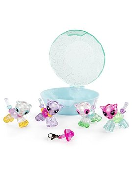 Twisty Petz – Babies 4 Pack Pandas And Kitties Collectible Bracelet Set For Kids by Twisty Petz