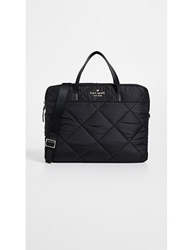 Quilted Universal Slim Laptop Commuter Case by Kate Spade New York