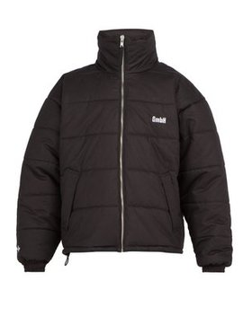 Debs Logo Embroidered Quilted Jacket by Gmbh