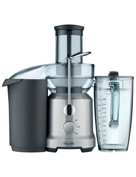 Breville Juice Fountain Cold Centrifugal Juicer   Silver by Breville