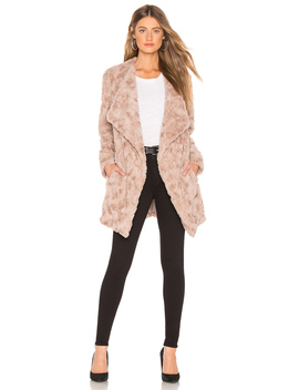 Tucker Faux Fur Jacket by Bb Dakota