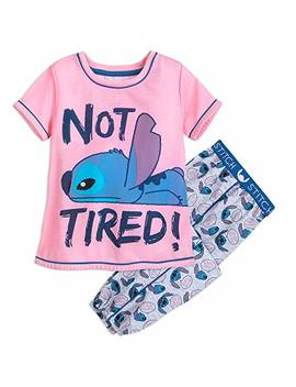 Disney Stitch Sleep Set For Girls Multi by Disney