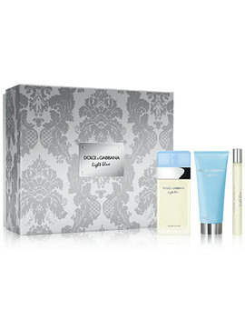 Dolce&Gabbana 3 Pc. Light Blue Eau De Toilette Gift Set by Dolce & Gabbana