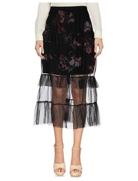 Vanessa Scott 3/4 Length Skirt   Skirts by Vanessa Scott