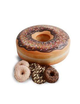 Debenhams   Donut Shaped Biscuit Tin by Debenhams