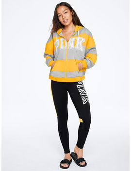 Boyfriend Rugby Full Zip by Victoria's Secret