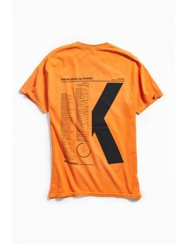 Knowledge Is Power Tee by Urban Outfitters