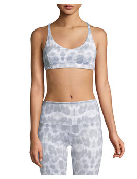 Pyramid Strappy Sports Bra by Onzie