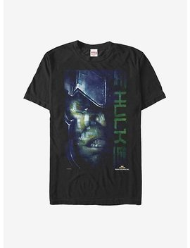 Marvel Thor: Ragnarok Hulk Face T Shirt by Hot Topic