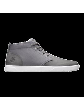 Timberland Men's Groveton Chukka Med Shoes   Grey/Cord by Sport Chek